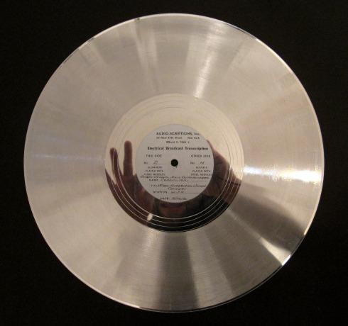 Julio Martinez Oyanguren - aluminum record